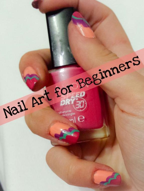 Nail Art For Beginners Tutorial 1